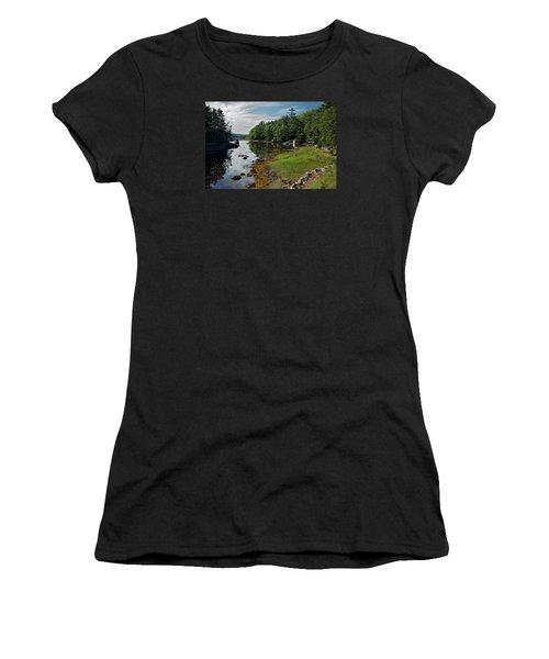 Serene Backyard Women's T-Shirt