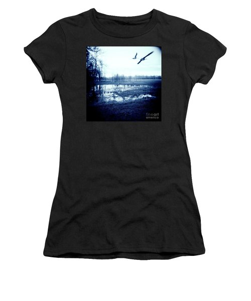 Series Wood And Water 3 Women's T-Shirt