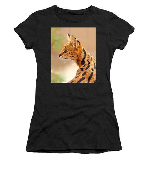 Serval - Extreme Hunter Women's T-Shirt