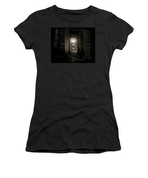 Seti I Temple Abydos Women's T-Shirt