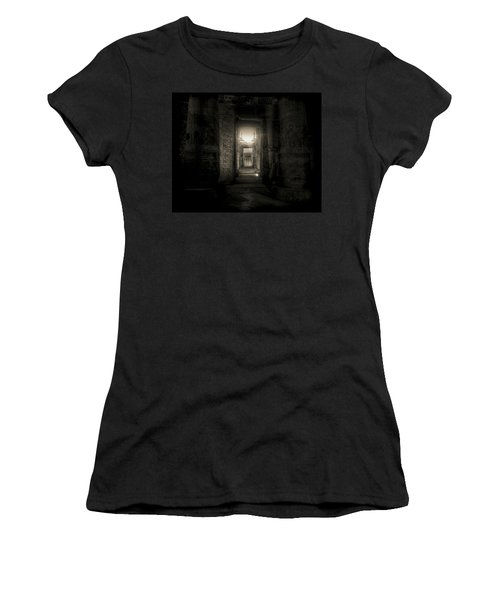 Seti I Temple Abydos Women's T-Shirt
