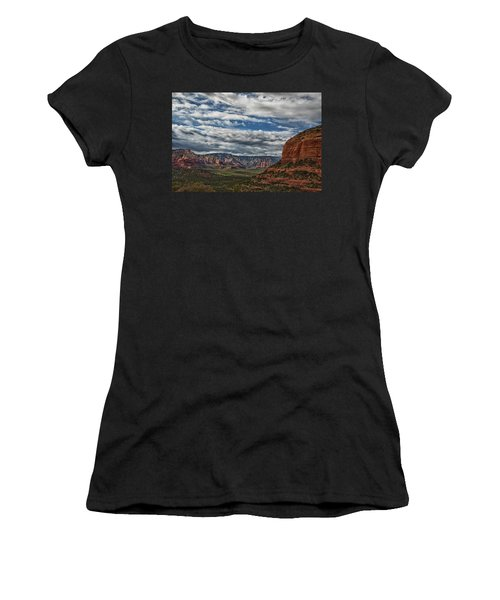 Seven Canyons Women's T-Shirt (Athletic Fit)