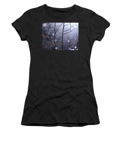 Shadow Forest Women's T-Shirt (Athletic Fit)