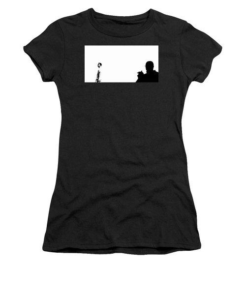 Shadow Man Women's T-Shirt