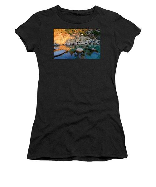 Shadow Selfie Women's T-Shirt