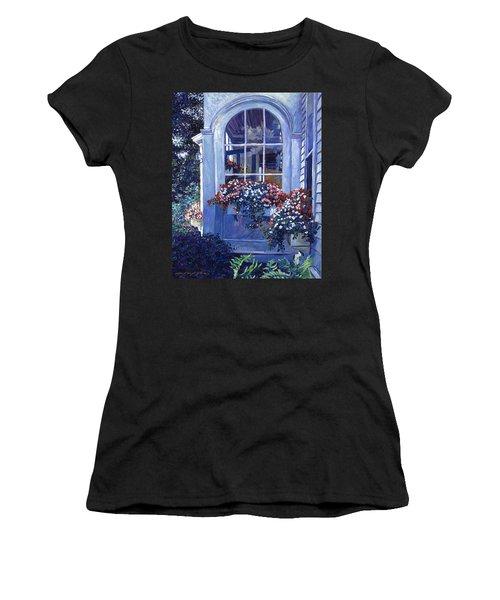 Shady Window Boxes Women's T-Shirt