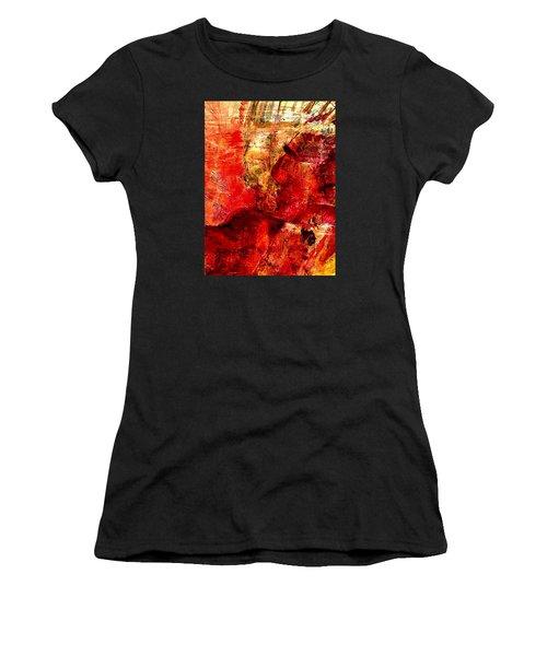 Shaman Couple Women's T-Shirt (Athletic Fit)