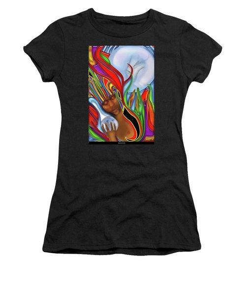 Shaman Women's T-Shirt (Athletic Fit)