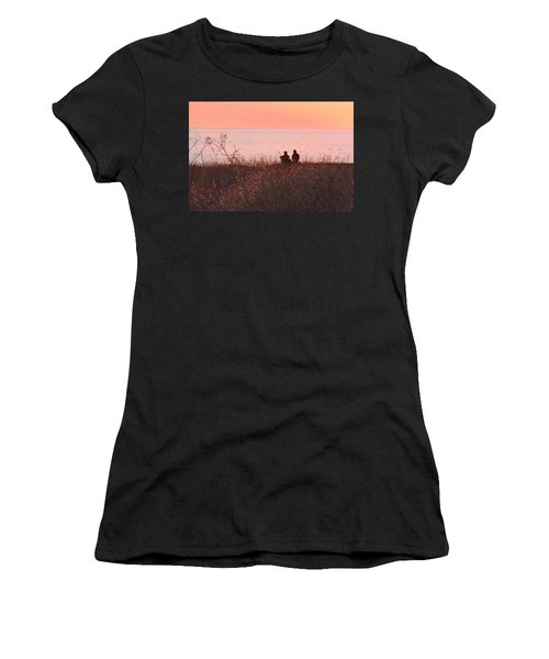 Sharing Tranquility Women's T-Shirt