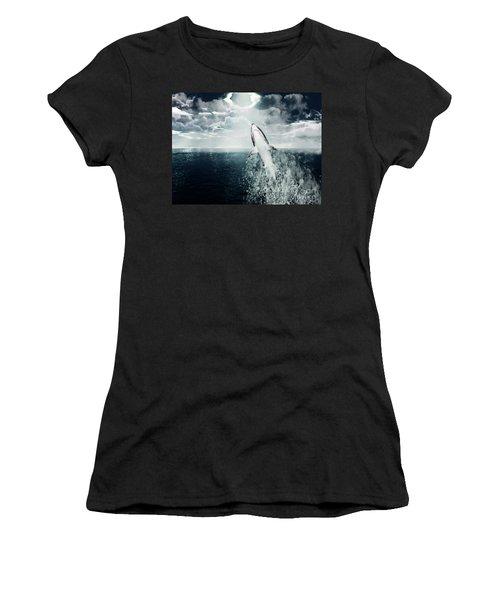 Shark Watch Women's T-Shirt