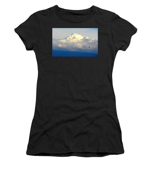 Shasta Near Sunset Women's T-Shirt
