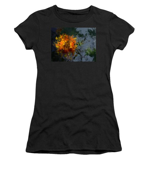 Shattered Women's T-Shirt (Athletic Fit)