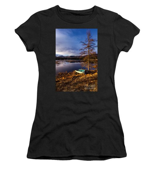 Shaw Pond Sunrise Women's T-Shirt