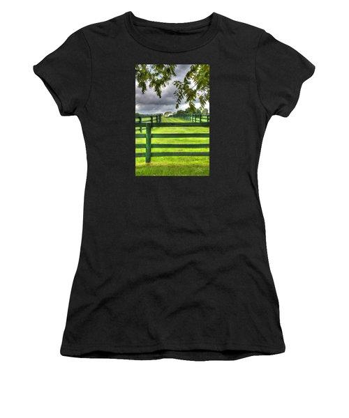 Shawanee Fences Women's T-Shirt