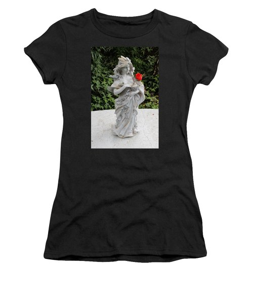 She Includes The Rose Women's T-Shirt