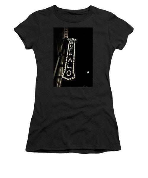 Shea's Buffalo Women's T-Shirt (Athletic Fit)