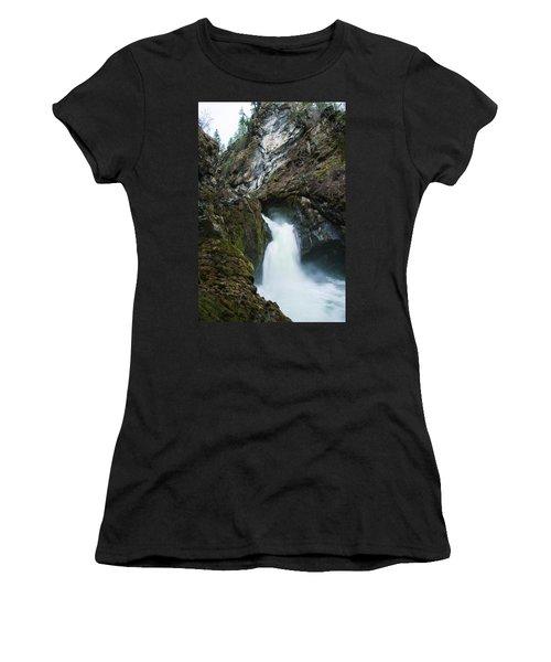 Sheep Creek Falls Women's T-Shirt