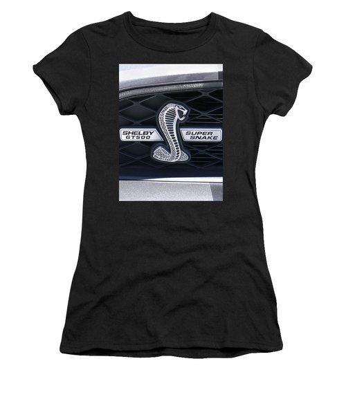 Shelby Gt 500 Super Snake Women's T-Shirt