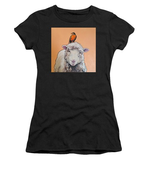 Shelley The Sheep Women's T-Shirt