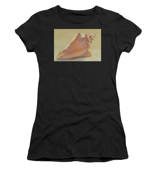Shells 3 Women's T-Shirt (Athletic Fit)