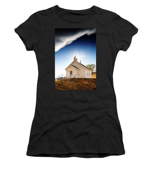 Shelter From The Storm Women's T-Shirt