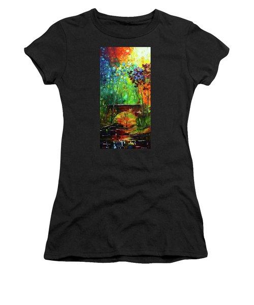 Shining Through Women's T-Shirt