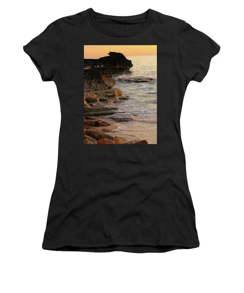 Shoreline In Bimini Women's T-Shirt