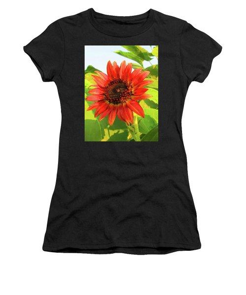 Short Bloom Women's T-Shirt (Athletic Fit)