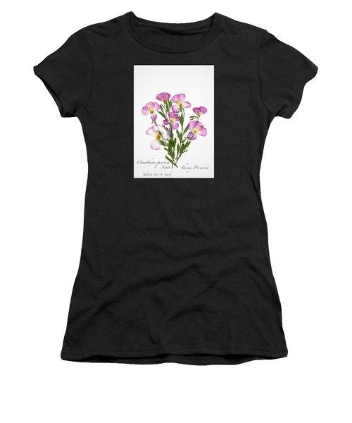 Showy-primrose Women's T-Shirt (Athletic Fit)