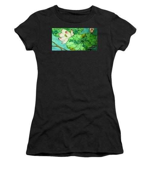 Shy Lotus Women's T-Shirt