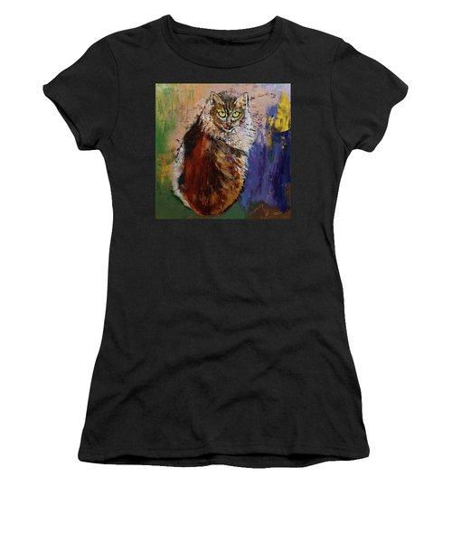 Siberian Cat Women's T-Shirt