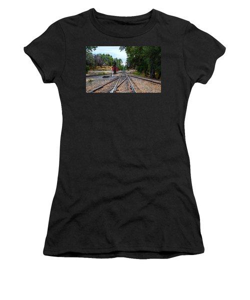 Sierra Railway Women's T-Shirt
