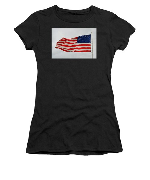 Sign Of Freedom Women's T-Shirt