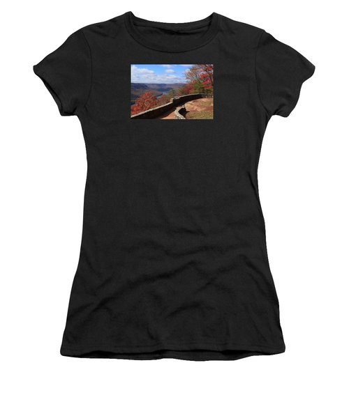 Signal Point Women's T-Shirt (Athletic Fit)