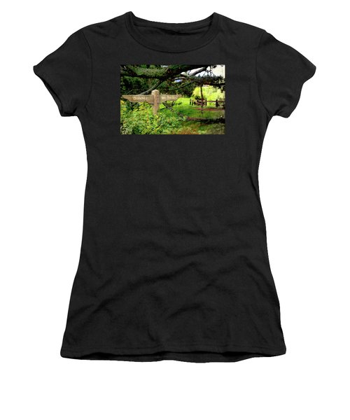 Signpost In Hobbiton Women's T-Shirt