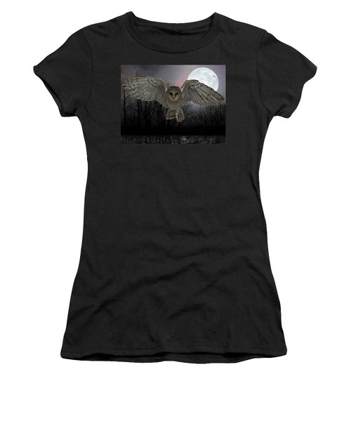 Silent Night Women's T-Shirt
