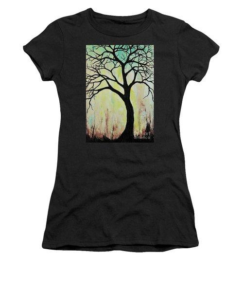Silhouette Tree 2018 Women's T-Shirt