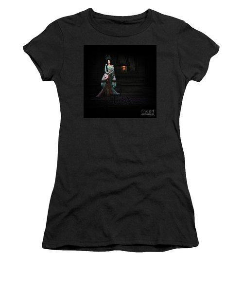 Silks And Parasols 3 Women's T-Shirt