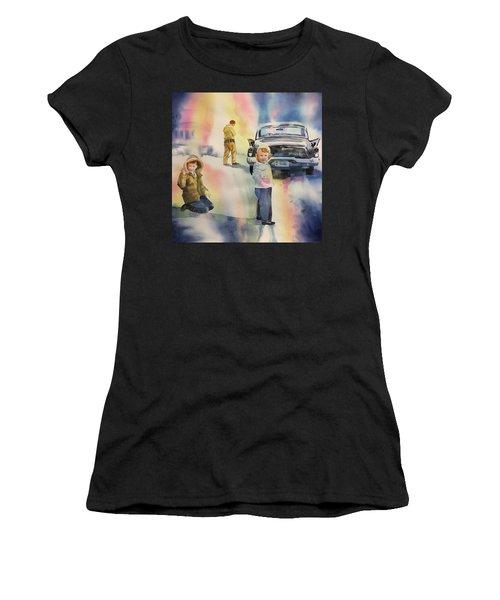 Silver Hawk Women's T-Shirt