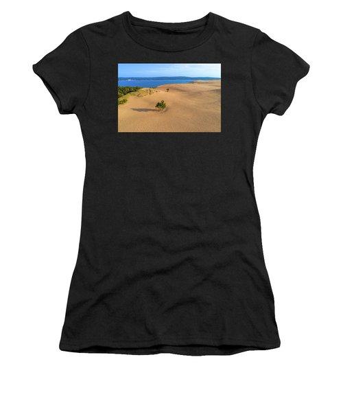 Silver Lake Dunes Women's T-Shirt