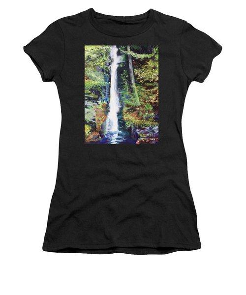 Silver Thread Falls Women's T-Shirt