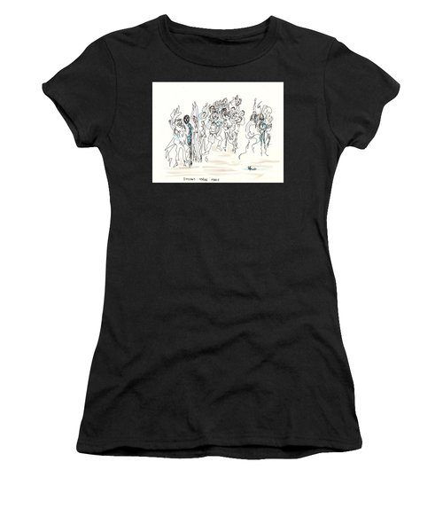 Simchat Torah Women's T-Shirt (Athletic Fit)