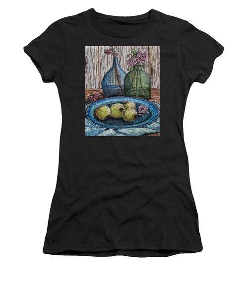 Simple Pleasures Women's T-Shirt (Athletic Fit)