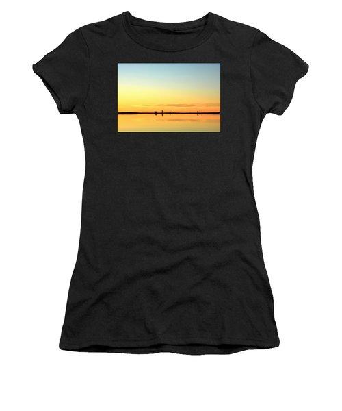 Simple Sunrise Women's T-Shirt