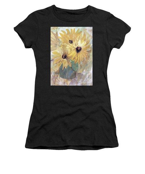 Simply Sunflowers  Women's T-Shirt
