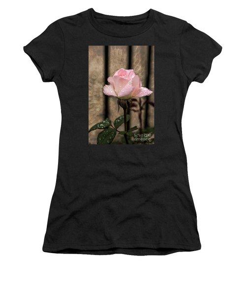 Single Pristine Women's T-Shirt (Junior Cut) by Judy Wolinsky