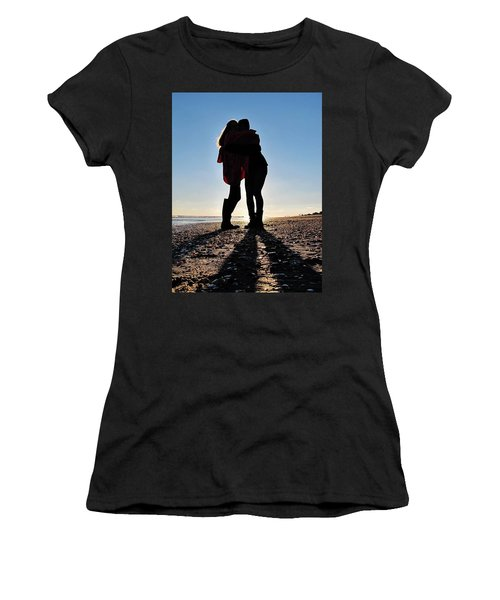 Sisters In The Shadows Women's T-Shirt
