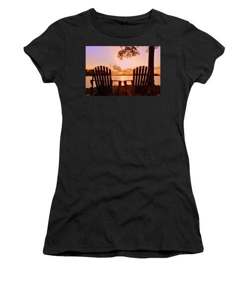 Sit Down And Relax Women's T-Shirt