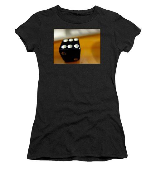 Six Sider Women's T-Shirt (Junior Cut) by John Rossman