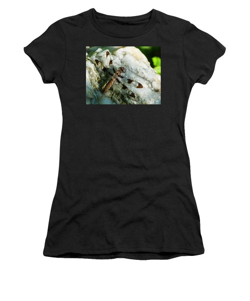 Six Spotted Dragonfly Women's T-Shirt